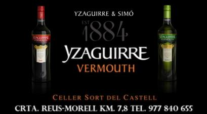 1884 YZAGUIRRE VERMOUTH